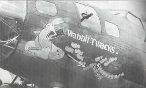 B 17 Nose Art Name Directory Travels with I ...